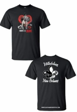 Apparel – HAVE A HEART (fundraising shirt for heartworm disease)