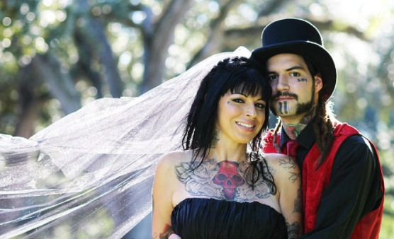 Perry Sanchez and Tania Torres
