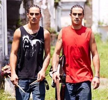 The Twins Pitbulls and Parolees 2021 Cast