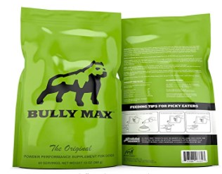 Bully Max Muscle Building Powder