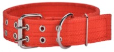 Cdycam Adjustable Double Thick Heavy Duty Tough Nylon Military Dog Collar with Metal D Ring & Buckle