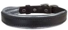 Perri's Padded Leather Badass Collars for Dogs