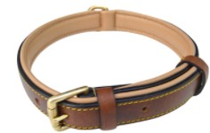 Soft Touch Collars, Badass Leather Pitbull Collars