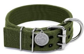 ully's Heavy Duty Nylon Badass Pitbull Collars